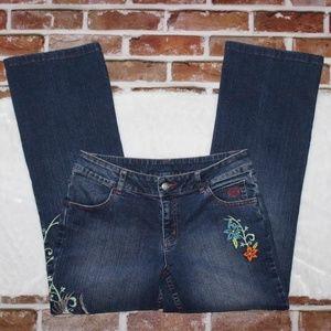 Harley Davidson Boot Cut Jeans Size 8